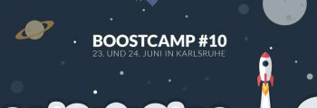 Boostcamp Accelerator at Cyberforum, Karlsruhe
